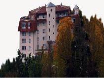 """Pflegeheim """"Am Michelberg"""", Hirschorn"""